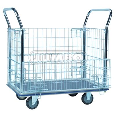 Xe đẩy hàng Jumbo HL 113, xe đẩy hàng siêu thị
